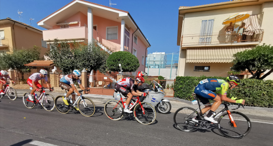 TIRRENO – ADRIATICO: VELJKO STOJNIC, A DAY IN THE BREAKAWAY