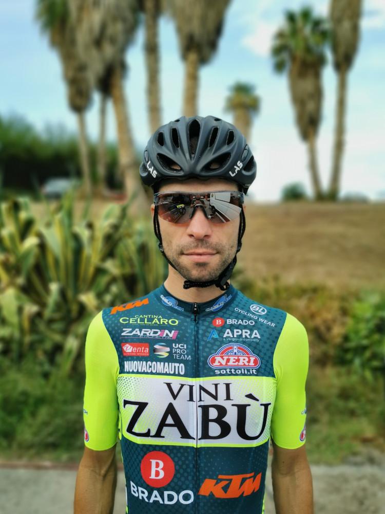 CANTINE CELLARO, ANOTHER SICILIAN TOUCH FOR THE TEAM VINI ZABU' – BRADO – KTM