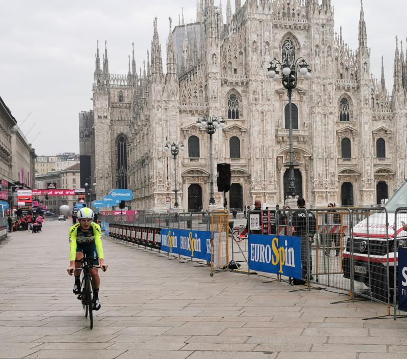 THE GIRO D'ITALIA IS OVER